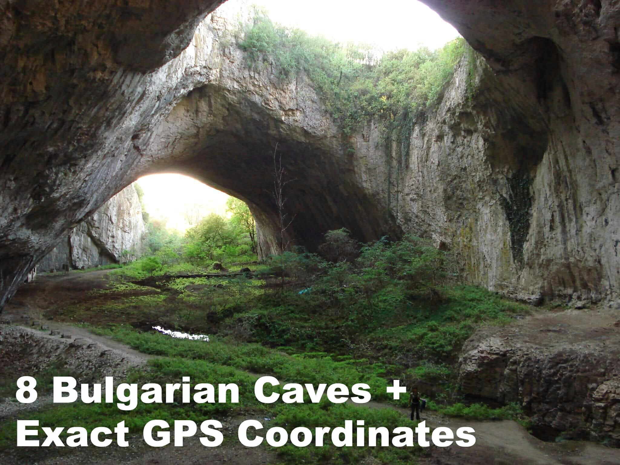 8 Bulgarian Caves