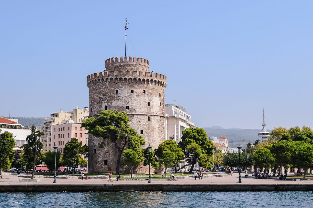 White Tower Thessaloniki